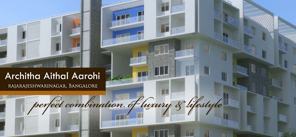 apartments in bangalore